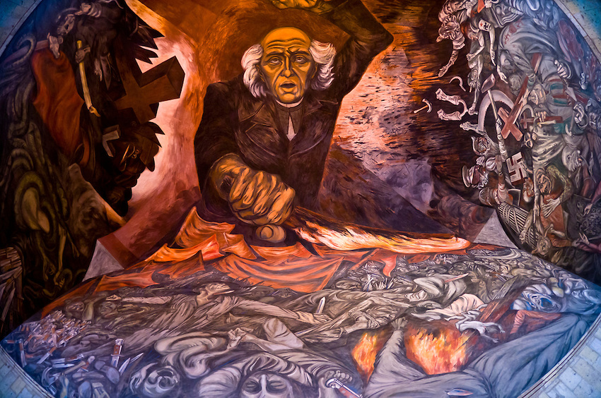 Augurio como ahora for El mural jalisco